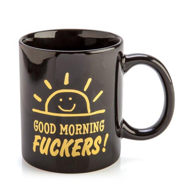 Rude Mug - Good Morning F*ckers