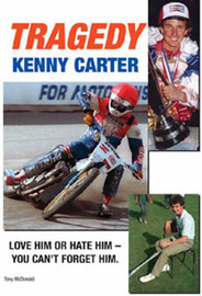 Tragedy: The Kenny Carter Story by Tony McDonald image