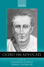 Cicero the Advocate image