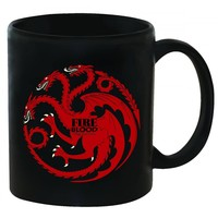 Game of Thrones Coffee Mug - Targaryen Fire & Blood
