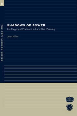 Shadows of Power by Jean Hillier
