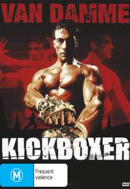 Kickboxer on DVD