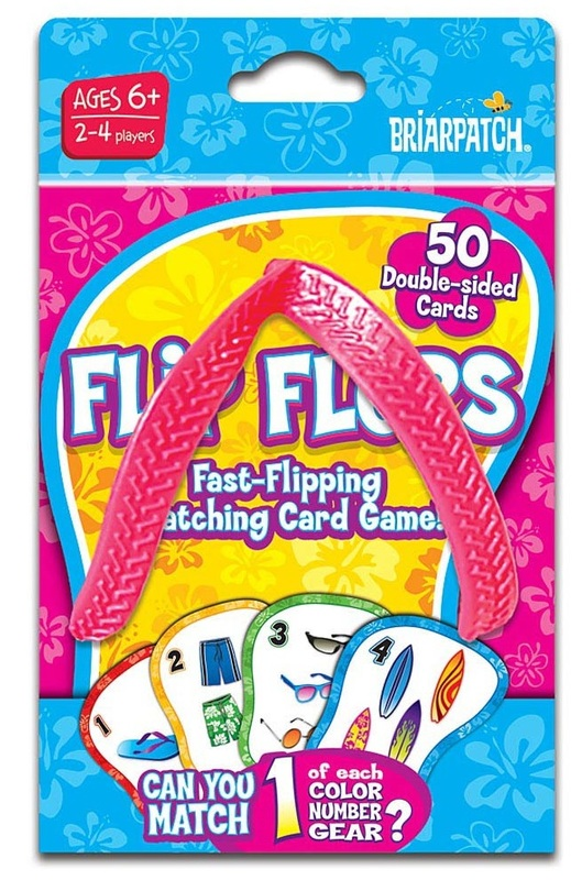 Flip Flops Matching Card Game | Toy | at Mighty Ape Australia