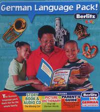 German Berlitz Kids Language Pack image
