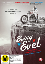 Being Evel on DVD