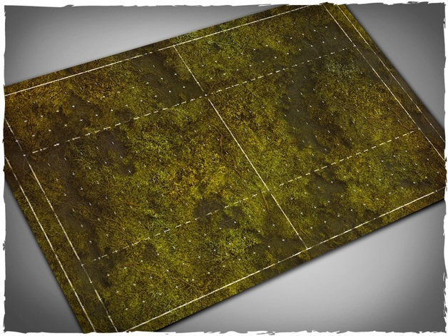 DeepCut Studio Fantasy Football Swamp Mat (PVC)