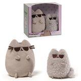 Pusheen The Cat: Sunglasses - Plush Collectors Set