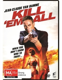 Kill 'em All on DVD