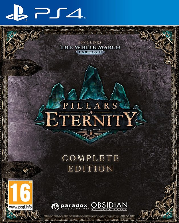 Pillars of Eternity: Complete Edition for PS4