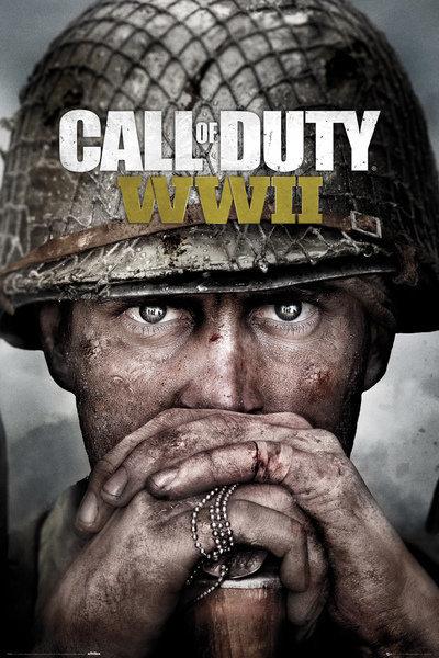 Call Of Duty World War 2 Maxi Poster - Key Art (663)