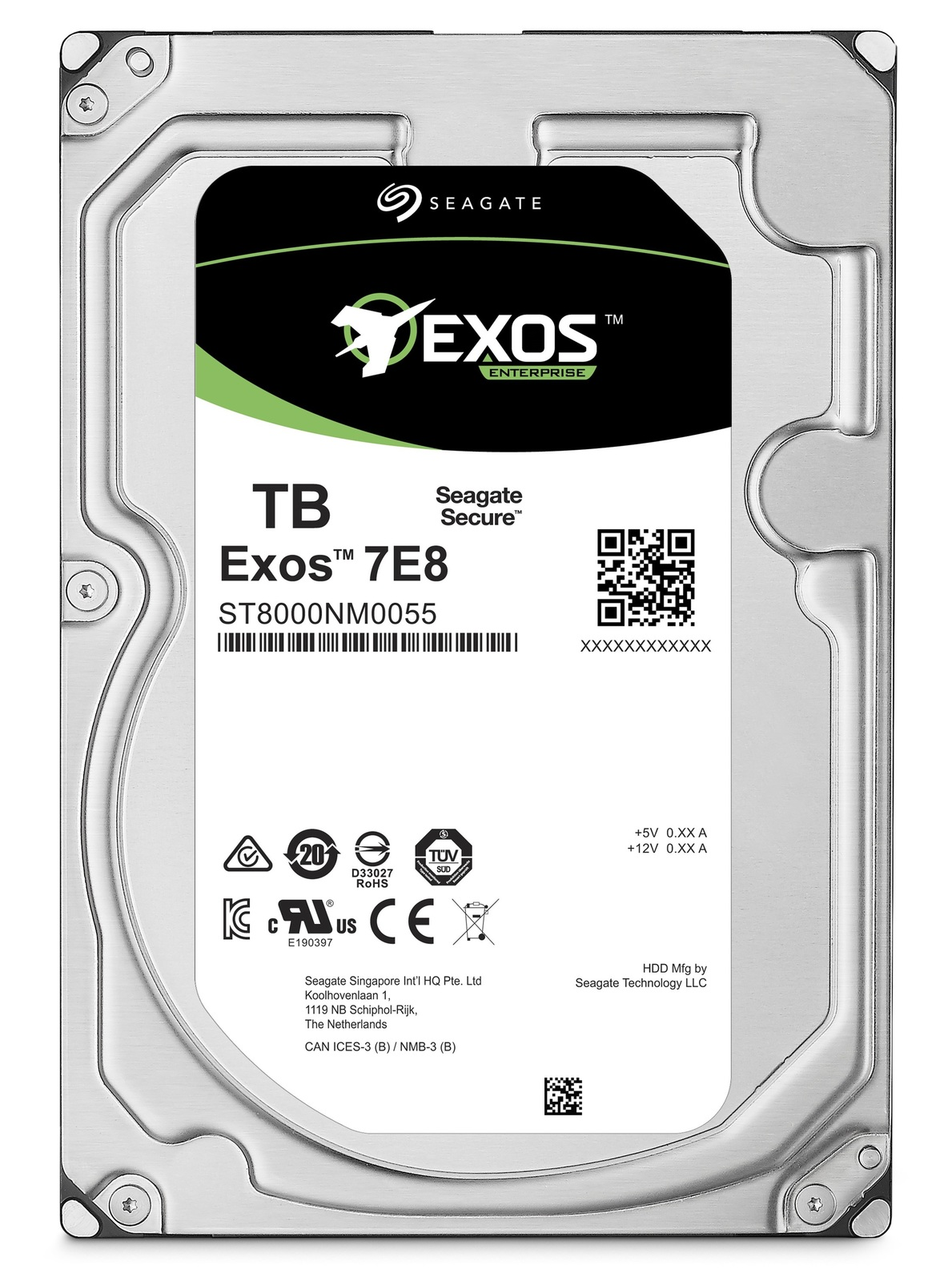 1tb Seagate Exos 7e8 Enterprise Hard Drive At Mighty Ape Australia Baracuda 35 Sata 512n 6gb S Hdd