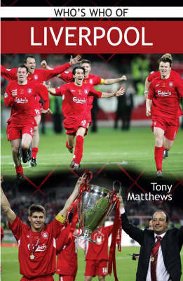 Who's Who of Liverpool by Tony Matthews image