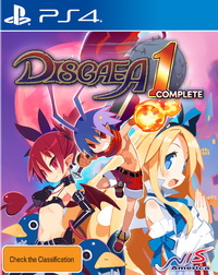 Disgaea 1 Complete for PS4