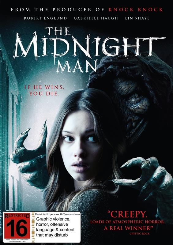 The Midnight Man on DVD