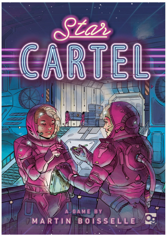 Star Cartel - Board Game