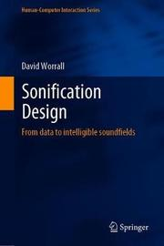 Sonification Design by David Worrall