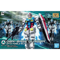 HGBD 1/144 GBN-Base Gundam - Model Kit