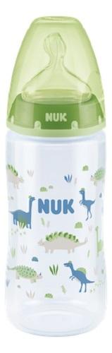 NUK: First Choice - Polypropylene Bottle (300ml) - Green