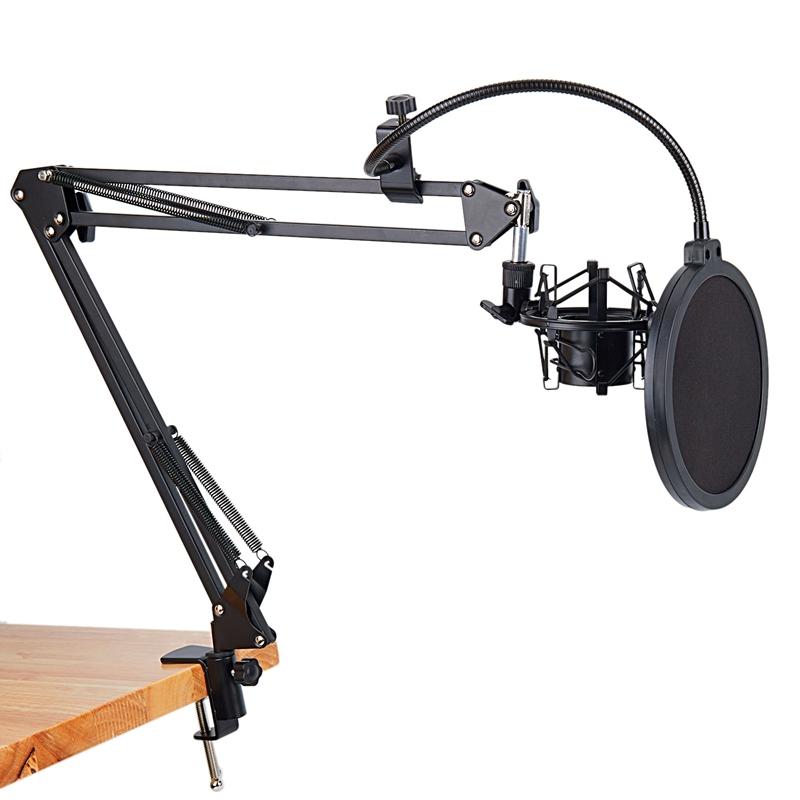 Microphone Equipment Shockproof Set image