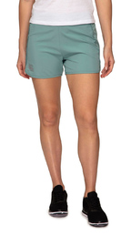 Canterbury: Womens Decoy - Woven Gym Short - Oil Blue (Size 12)