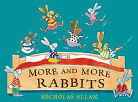 More and More Rabbits by Nicholas Allan image