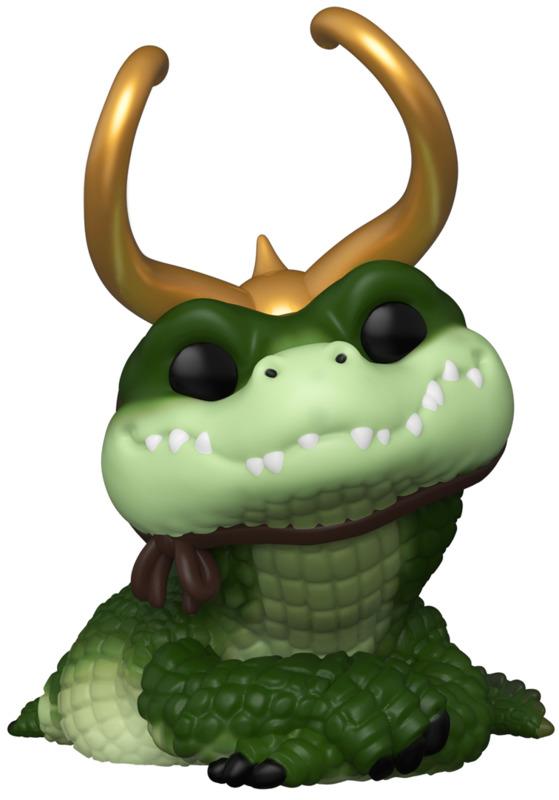 Marvel: Alligator Loki - Pop! Vinyl Figure