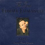 The Great Series (3CD) by Tommy Emmanuel