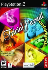 Trivial Pursuit: Unhinged for PlayStation 2