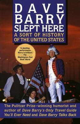 Dave Barry Slept Here by Dave Barry image