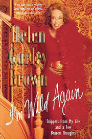 I'm Wild Again by Helen Gurley Brown image