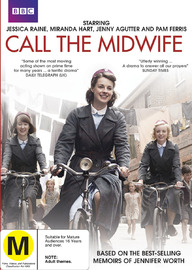 Call the Midwife - Season 1 on DVD