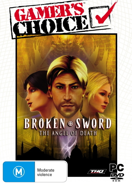 Broken Sword: The Angel of Death (aka Secrets of the Ark) for PC Games