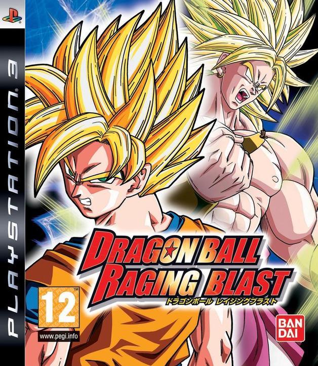 Dragon Ball: Raging Blast for PS3