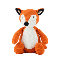 Lily & George Wild Ones Knit Fox