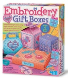 4M - Embroidery Gift Boxes