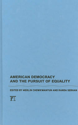 American Democracy and the Pursuit of Equality by Merlin Chowkwanyun image