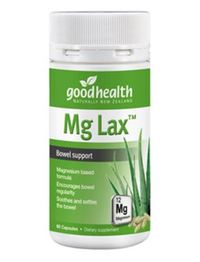 Good Health Mg Lax (30 Tablets)