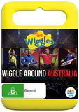 The Wiggles: Wiggle Around Australia on DVD