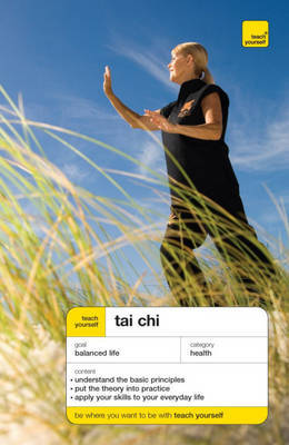 Teach Yourself Tai Chi by Robert Parry image