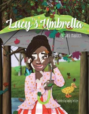 Lucy's Umbrella by Sara Madden image