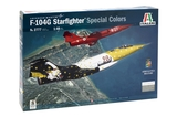Italeri: 1:48 F-104G Starfighter Special Colour Model Kit