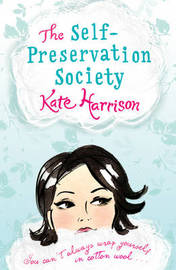 The Self-preservation Society by Kate Harrison image