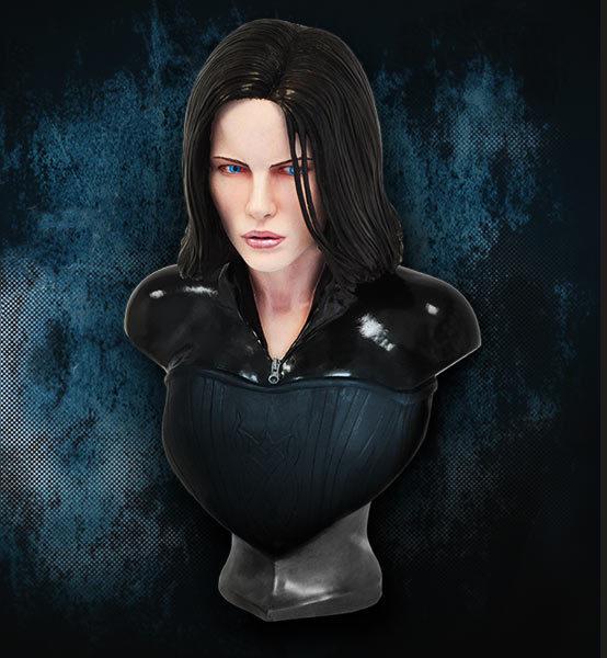 Underworld: Selene - Life-Size Bust