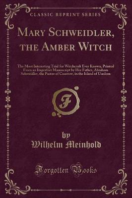 Mary Schweidler, the Amber Witch by Wilhelm Meinhold