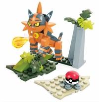 Mega Construx: Pokemon Evolution Set - Torracat