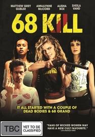 68 Kill on DVD