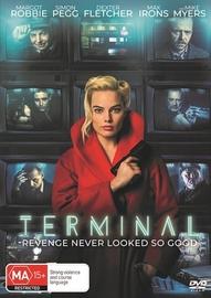 Terminal (2018) on DVD