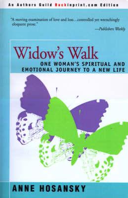Widow's Walk by Anne Hosansky image