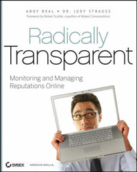 Radically Transparent by Andy Beal image