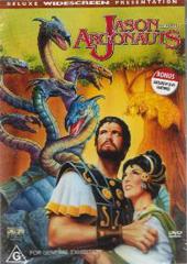 Jason And The Argonauts (1963) on DVD